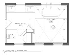 L Shaped Design Floor Plans by Download Master Bathroom Design Layout Gurdjieffouspensky Com