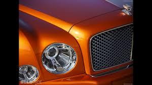 bentley mulsanne speed orange bentley mulsanne speed