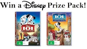competition win disney dvds 101 dalmatians 101 dalmations 2