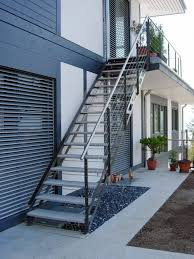 outside stairs design 11 modern stair railing designs that are perfect modern stairs