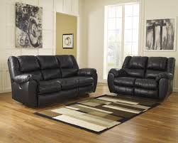 Marlo Furniture Rockville Maryland by Signature Design By Ashley Mcadams Black Reclining Living Room
