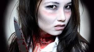 zombie neck makeup images