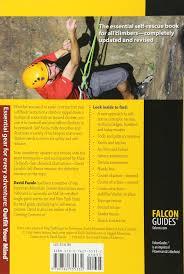 self rescue how to climb series david fasulo mike clelland