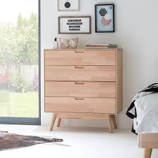 Schlafzimmer Kommode Buche Massiv Kommode Finsby Buche Massiv Morteens Günstig Kaufen Moebel