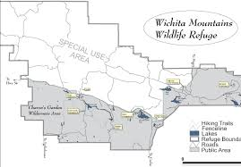 Map Of Wichita Ks A Guide To Birding In Oklahoma Wichita Mountains National