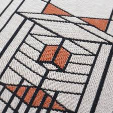 frank lloyd wright robie house tapestry placemat maclin studio