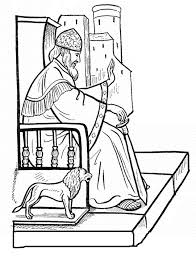 king solomon coloring pages fablesfromthefriends com