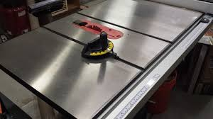 laguna fusion table saw review laguna fusion tablesaw by cjg lumberjocks com