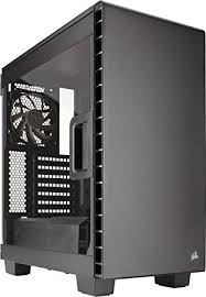 amazon computer black friday amazon com corsair carbide clear 400c compact mid tower case
