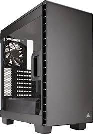 amazon computer black friday amazon com corsair carbide clear 400c compact mid tower case