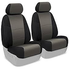 Toyota 60 40 Bench Seat Amazon Com Coverking Custom Fit Rear 60 40 Bench Seat Cover For