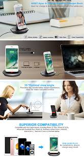 amazon com iphone charging dock nxet apple mfi certified case