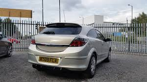 2009 vauxhall astra 1 6 i 16v design sport hatch 3dr finance
