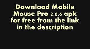 mobile mouse apk mobile mouse pro 2 0 6 apk free
