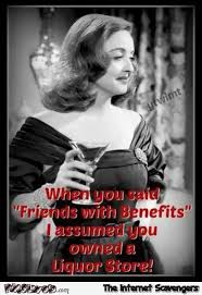Friends With Benefits Meme - when you said friends with benefits funny meme pmslweb