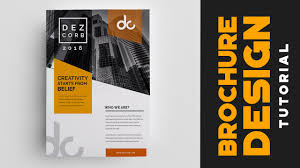 cs6 design how to design brochure in photoshop cs6 green professional