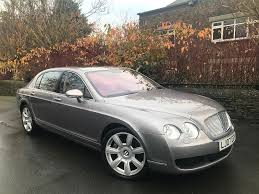 bentley flying spur 2007 used bentley flying spur saloon 6 0 4dr in halifax west yorkshire