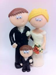 wedding cake toppers and groom 48 best groom with family pets handmade wedding cake