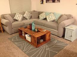 How To Make Wine Crate Coffee Table - best 25 wine crate coffee table ideas on pinterest diy crate