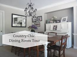red dog ranch country chic dining room tour youtube