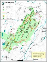 Wisconsin Snowmobile Trails Map by Wiessner Woods Stowe Land Trust