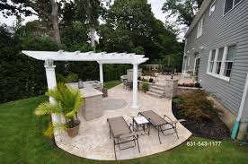 triyae com u003d backyard patio ideas with pavers various design
