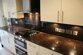 White Cabinets Brown Granite by Plaxtol Kitchen Contemporary Kitchen London By Ogle
