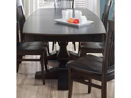 Custom Dining Room Sets Canadel Custom Dining Customizable Boat Shape Table With Leaf