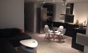 amenagement salon cuisine salon salle a manger cuisine 50m2 trendy cuisine ouverte sur le