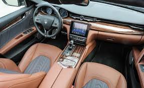 maserati interior 2017 2017 maserati quattroporte cars exclusive videos and photos updates