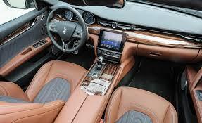 maserati 2017 interior 2017 maserati quattroporte cars exclusive videos and photos updates