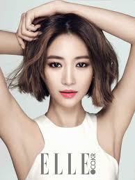 go joon hee elle magazine may issue u002715 korean beauty