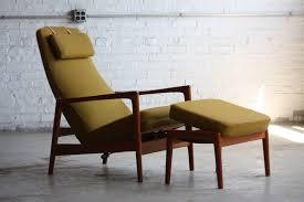 rocker recliner with ottoman fetching folke ohlsson danish mid century modern teak rock flickr