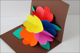 how to make handmade pop up birthday cards sending across the a pop up card loulou downtown