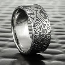 wedding ring alternatives for men 86 best damascus steel rings and wedding bands images on