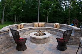 Fire Pits For Backyard by Cinder Block Fire Pit U2013 Diy Fire Pit Ideas For Your Backyard