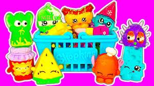 shopkins series 1 fun shopping toy trash pack