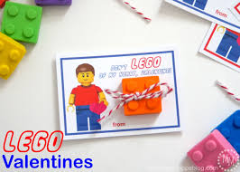 lego valentines with free printables the scrap shoppe