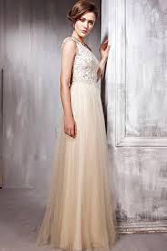 tulle wedding dresses uk chagne one shoulder soft tulle wedding dress by elliot