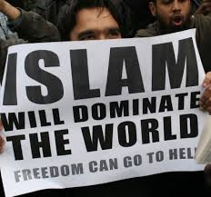 "<img source=""http://t0.gstatic.com/images?q=tbn:ANd9GcQStlZ6MrIK-FUntE_XuhryDZZ6F7ir5cyOif15ag7PMgOQufCR"" alt=""Islam will dominate the world poster.""</img>"