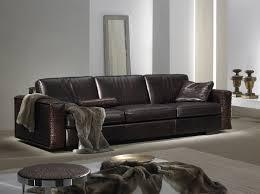 Modern Leather Sofa Contemporary Leather Sofa Gamma Sofa