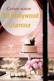 old hollywood glamour party decorations home decor color trends