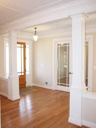 interior home columns columns interior home design
