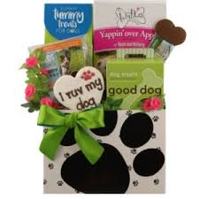 dog gift baskets gift baskets for dogs gifts