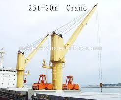 Pedestal Crane Marine Deck Crane Offshore Pedestal Crane Deck Mounted Crane 1