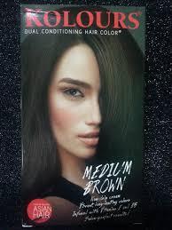 medium rich brown hair color niceladiesthings review kolours dual