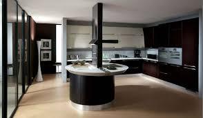 kitchen room 2017 unique round shape kitchen bench island with