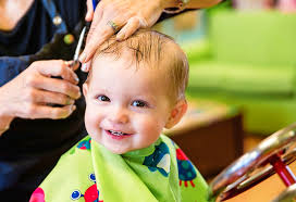 18 month girl haircut the stress free guide to your baby s first haircut mother baby