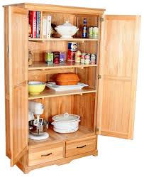 Kitchen Pantry Cabinet by Pantry Cabinet Small Kitchen Storage Ideas