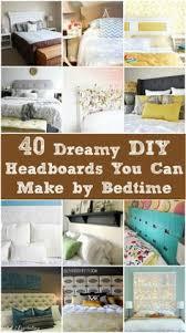 Diy Headboard Ideas by 20 Amazing Diy Ideas For Furniture 2 Door Headboards Diy